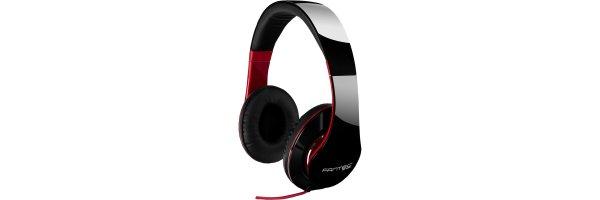 Kopfhörer, Headsets und Zubehör