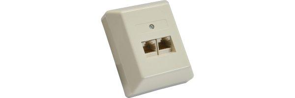 TAE / ISDN / Modular