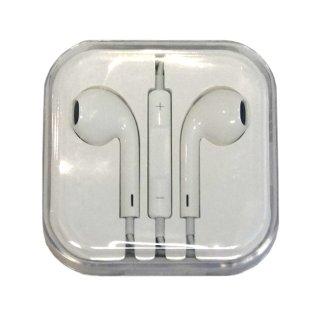 Apple MD827ZM/A In-Ear Kopfhörer mit Fernbedienung und Mikrofon weiß, 3,5mm Klinke