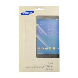 Samsung 2x Display-Schutzfolie ET-FT230 für Samsung Galaxy Tab 4 7.0