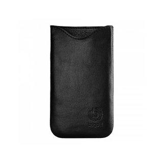 bugatti SlimFit, Hülle für Sony Xperia M2, schwarz
