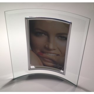 Bilderrahmen Glas, durchsichtig, verschiedene Größen