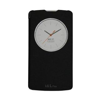 LG Quick Circle Case CCF-550 für L Fino, schwarz