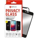 DISPLEX Privacy Glass 3D Apple iPhone 6/7/8/SE (2020), Black