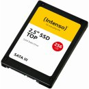 """Intenso 256GB Solid State Drive TOP SATA3 2,5"""""""