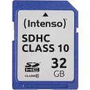 Intenso 32GB SDHC Class 10 Secure Digital Card